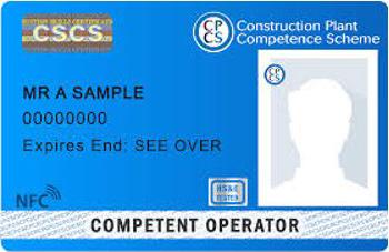 NVQ Blue card